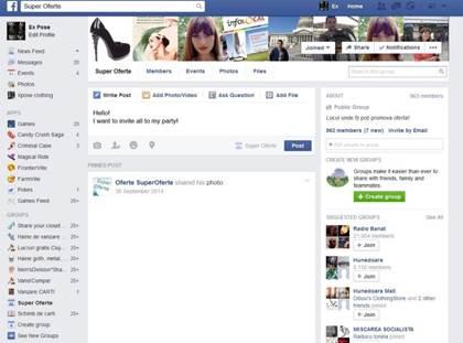 Facebook Messenger berichten naar vrienden verzenden