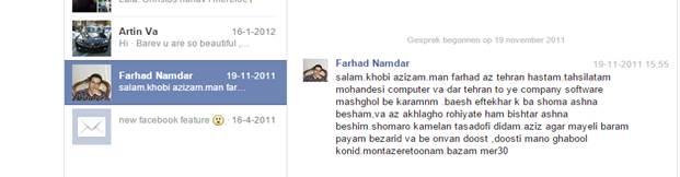 facebook berichten in archiv