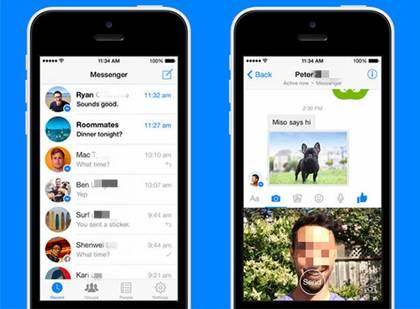 Facebook Messenger oplossen Problemen