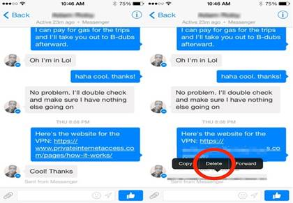 facebook messenger problemen oplossen