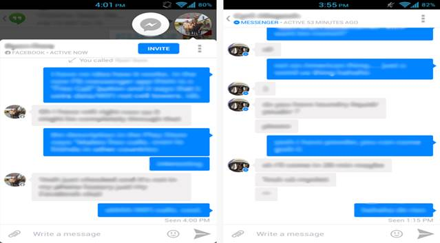 how to download facebook b messenger