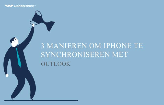 synchronise outlook