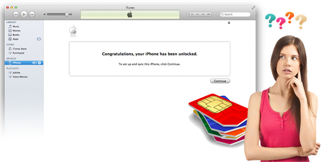 iCloud Activation Lock Removal Dienst