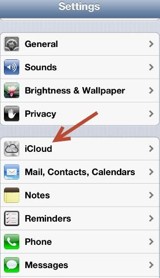 Simple steps to sync and restore your iPhone with iCloud