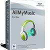 AllMyMusic voor Mac