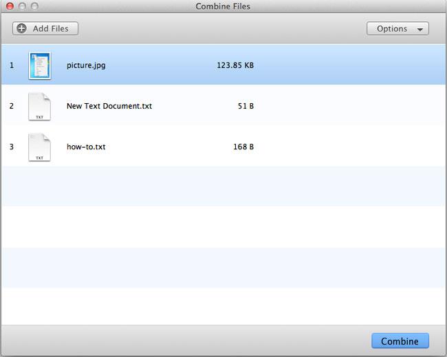 create PDF on Mac