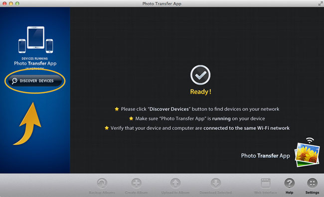 transfer photos to ipad from mac
