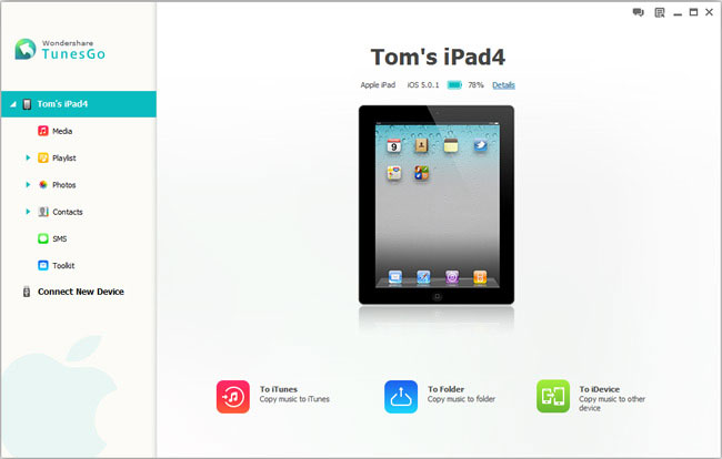 copy files to ipad mini with retina display
