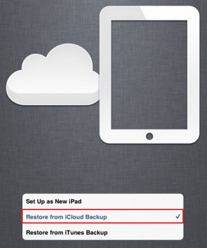 move files to ipad mini 2