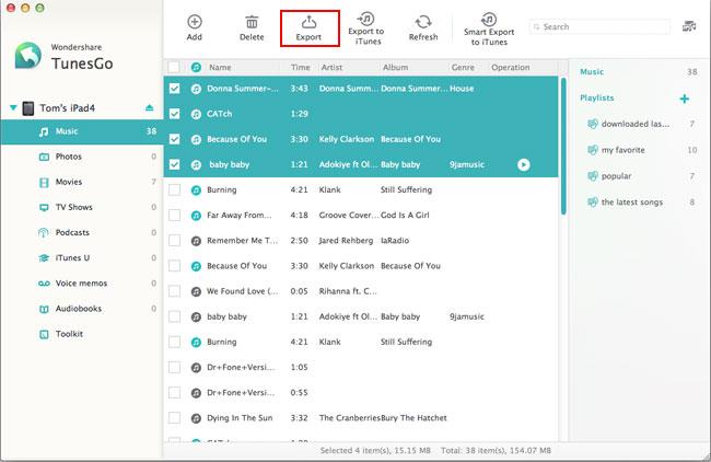 iPad file explorer for Mac