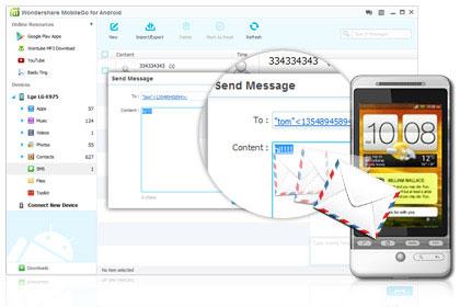 Desktop SMS Assistant