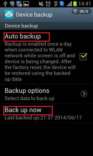 samsung galaxy s4 mini sms backup