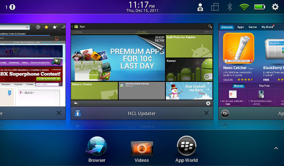 android apps for blackberry playbook
