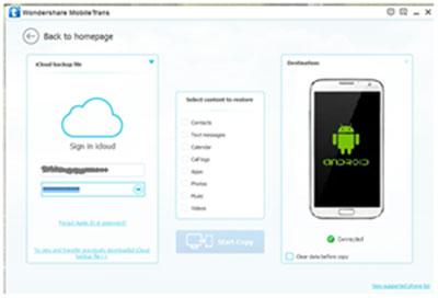 Hoe draag je gegevens over van iOS naar Android
