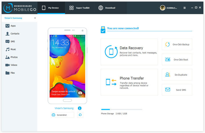 Lumia naar Android