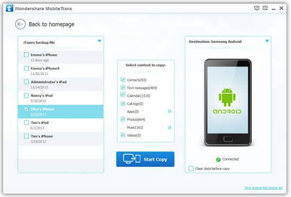 BlackBerry naar iPad