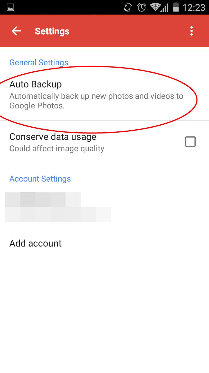 google nexus data to android