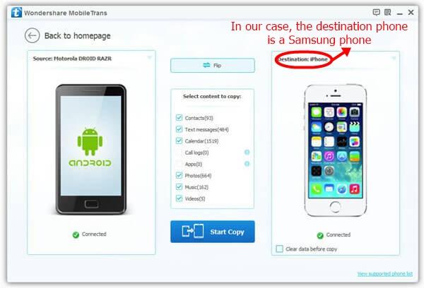 Hoe Zet Men Data over van Motorola naar Android