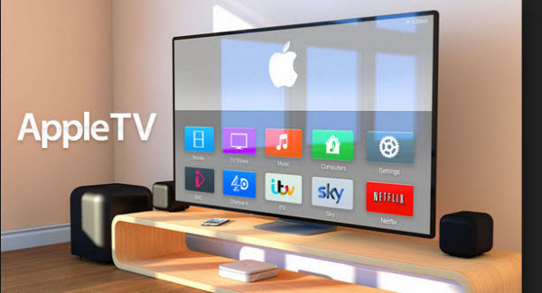 watch itunes movies on Apple TV