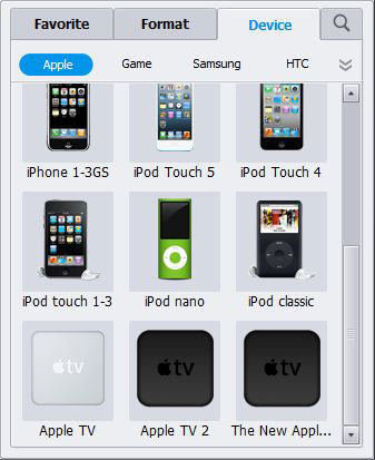 convert mp4 to apple tv