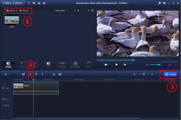 Video splitter mac