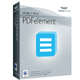 Wondershare PDFelement voor Mac