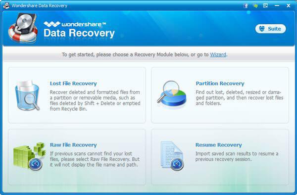 restore deleted folders
