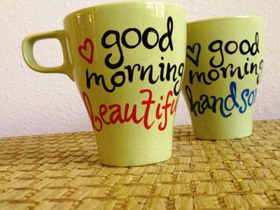 goedemorgen mijn love