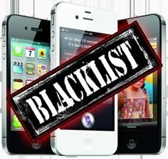 slechte esn of blacklisted