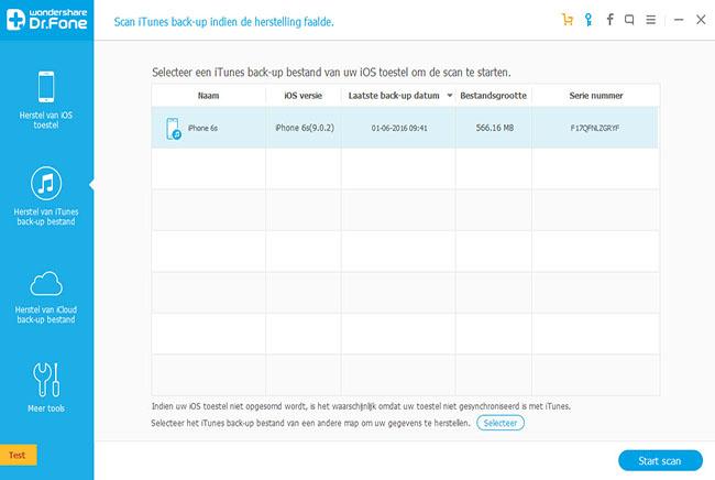 iOS 9 Data Herstel: Hoe Kunt U Verloren Data Herstellen van iOS 9 Apparaten