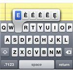 iPhone toetsenbord problemen