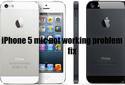 iphone microfoon probleem