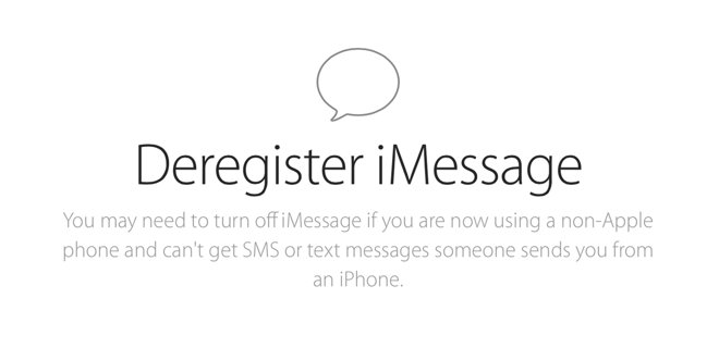 iphone sms problemen