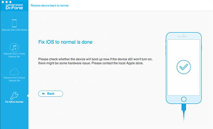iPhone Turns to A Brick After iOS 9 Upgrade, How to Fix It?